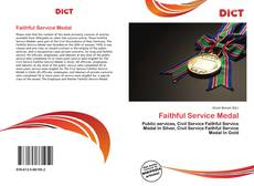 Faithful Service Medal的封面