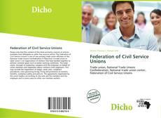 Capa do livro de Federation of Civil Service Unions
