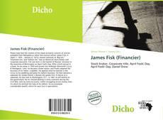 Portada del libro de James Fisk (Financier)