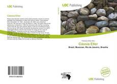 Capa do livro de Cássia Eller