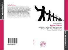 Agha Petros的封面