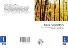 Bookcover of Kibale National Park