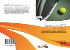 Bookcover of 2009 Copa Petrobras Buenos Aires