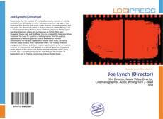 Capa do livro de Joe Lynch (Director)