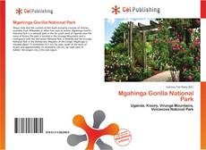 Bookcover of Mgahinga Gorilla National Park