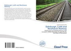 Обложка Edinburgh, Leith and Newhaven Railway