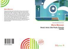 Mara Manzan的封面