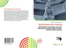 Copertina di Distributed web crawling