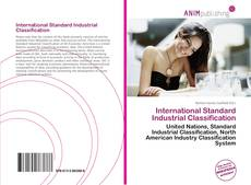 Bookcover of International Standard Industrial Classification