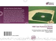 Couverture de 1981 San Francisco Giants Season