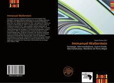Bookcover of Immanuel Wallerstein