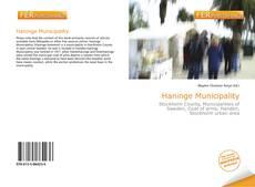 Обложка Haninge Municipality
