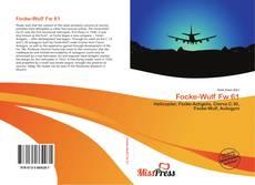 Buchcover von Focke-Wulf Fw 61