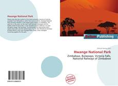 Bookcover of Hwange National Park