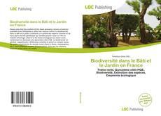 Couverture de Biodiversité dans le Bâti et le Jardin en France