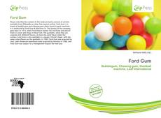 Bookcover of Ford Gum