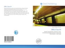 Bookcover of DRG Class 03