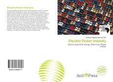 Bookcover of Electric Power Industry
