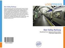 Capa do livro de Don Valley Railway