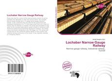Bookcover of Lochaber Narrow Gauge Railway