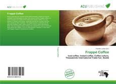 Capa do livro de Frappé Coffee