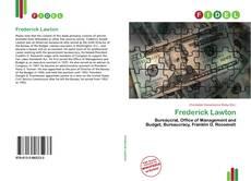 Copertina di Frederick Lawton