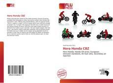 Bookcover of Hero Honda CBZ