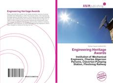 Bookcover of Engineering Heritage Awards
