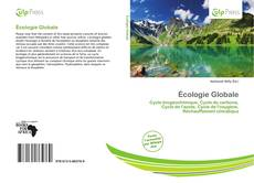 Bookcover of Écologie Globale