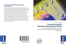 Bookcover of Commonwealth Broadcasting Association