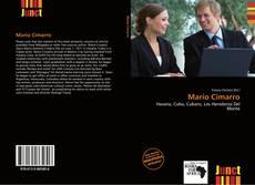 Couverture de Mario Cimarro