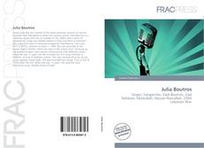 Bookcover of Julia Boutros