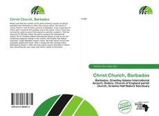 Bookcover of Christ Church, Barbados
