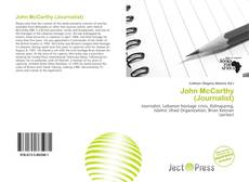 Bookcover of John McCarthy (Journalist)