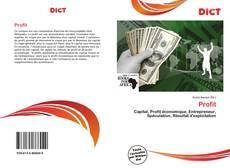Buchcover von Profit
