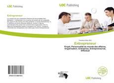 Couverture de Entrepreneur