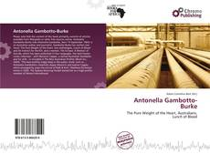 Copertina di Antonella Gambotto-Burke