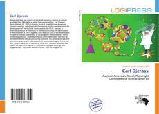 Bookcover of Carl Djerassi