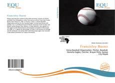 Capa do livro de Francisley Bueno