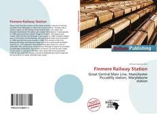 Portada del libro de Finmere Railway Station