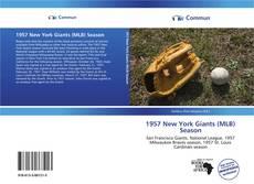 Bookcover of 1957 New York Giants (MLB) Season