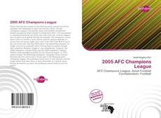 Bookcover of 2005 AFC Champions League
