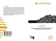Buchcover von Fritz Spiegl