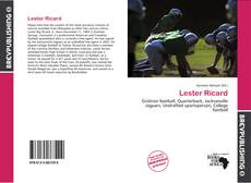 Bookcover of Lester Ricard