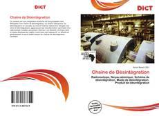 Обложка Chaîne de Désintégration