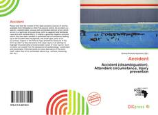 Bookcover of Accident