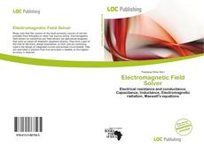 Bookcover of Electromagnetic Field Solver