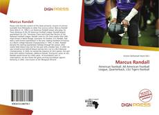 Bookcover of Marcus Randall