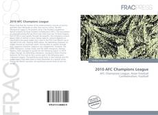 Bookcover of 2010 AFC Champions League