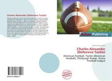 Borítókép a  Charles Alexander (Defensive Tackle) - hoz